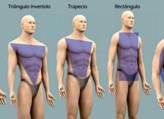 tipos de cuerpos masculinos